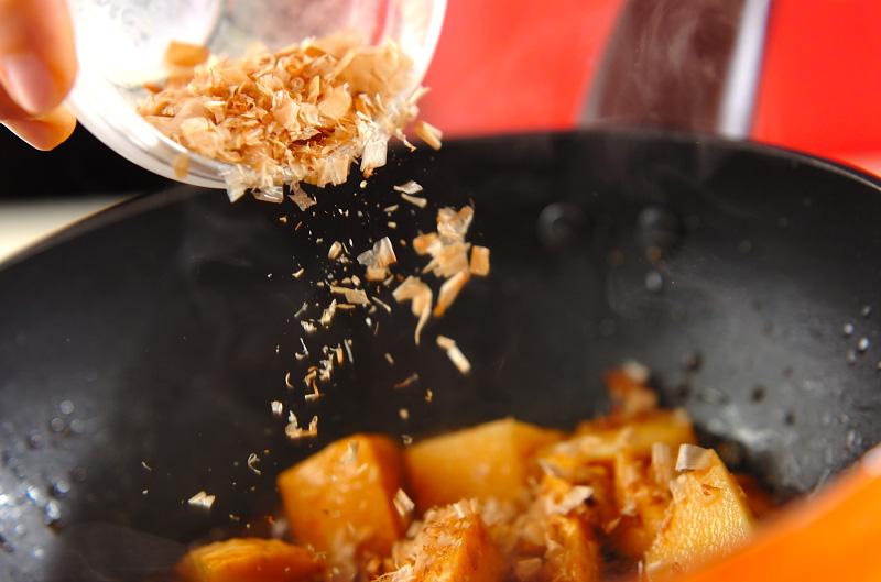 お魚のお弁当の作り方6
