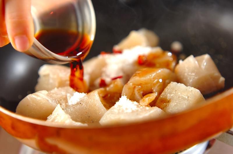 お魚のお弁当の作り方4