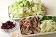 ピリ辛!豚肉とたっぷり野菜のみそ炒めの作り方の手順5