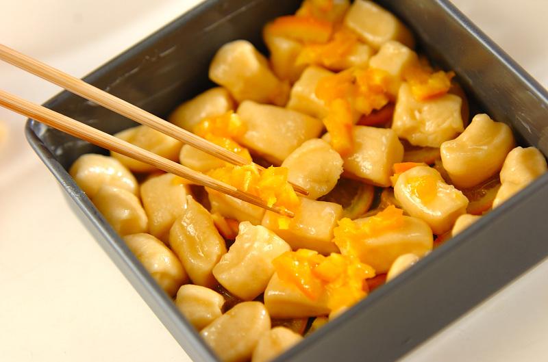オレンジモンキーブレッドの作り方の手順15