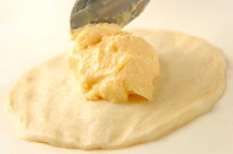 とろーり、クリームたっぷりパンの作り方の手順11
