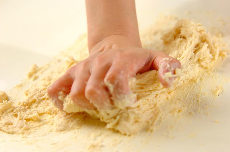 とろーり、クリームたっぷりパンの作り方3