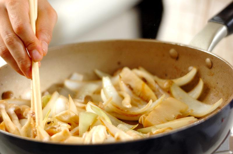 牛肉のトマト炒めの作り方の手順7