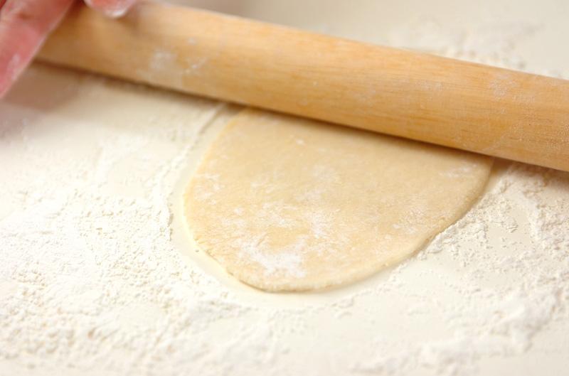 おから入りカレードーナツの作り方の手順3
