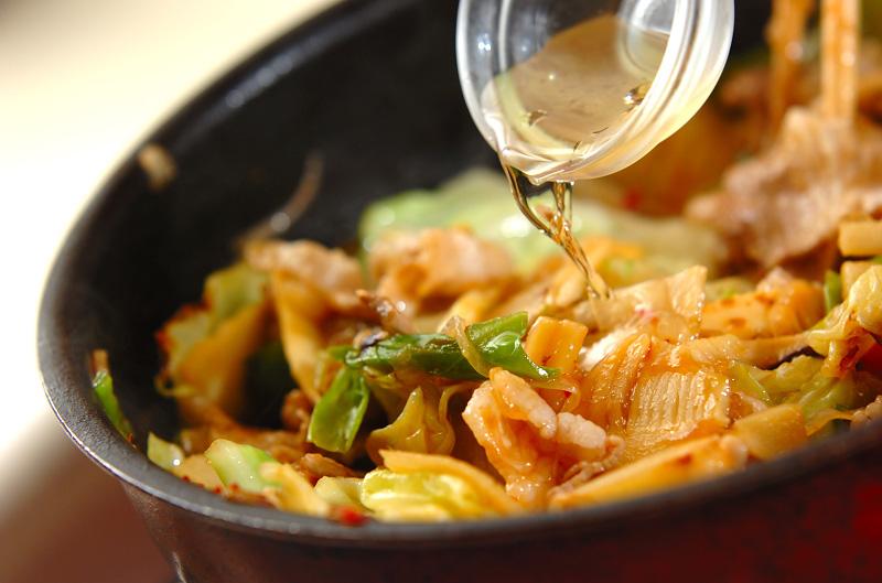 豚肉の甘酢炒めの作り方の手順10