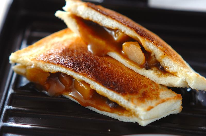 パン 簡単 レシピ カレー