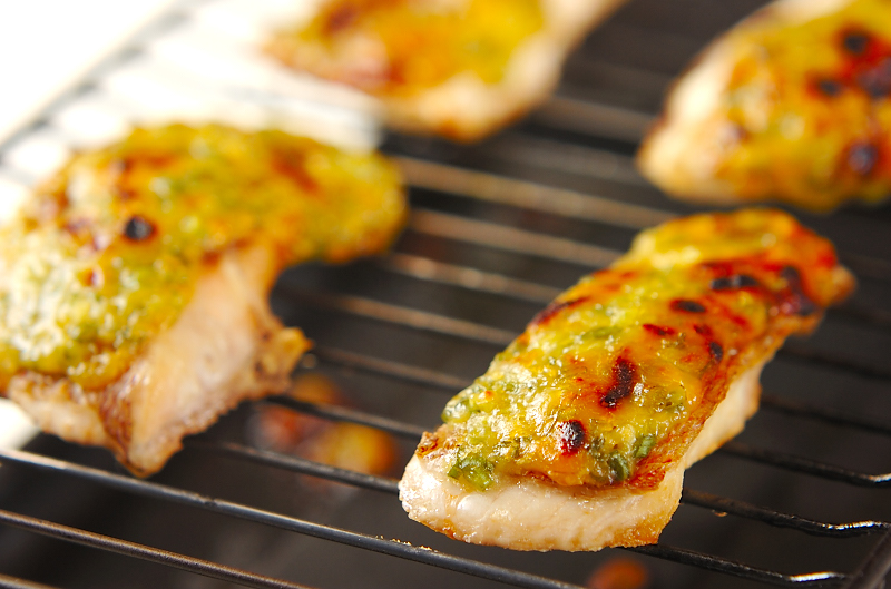 白身魚のネギみそ焼きの作り方の手順6