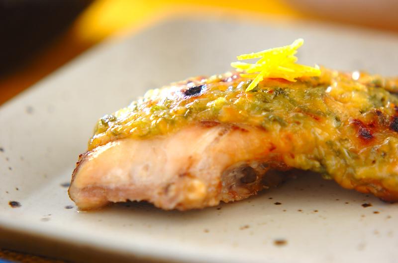 白身魚のネギみそ焼きの作り方の手順