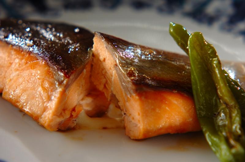 チーズイン西京焼き