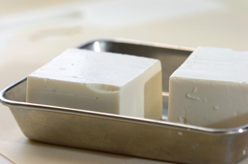 豆腐の中華サラダの作り方の手順1