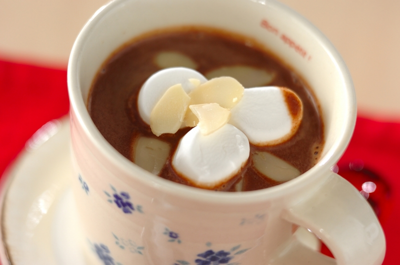 ホットチョコレート