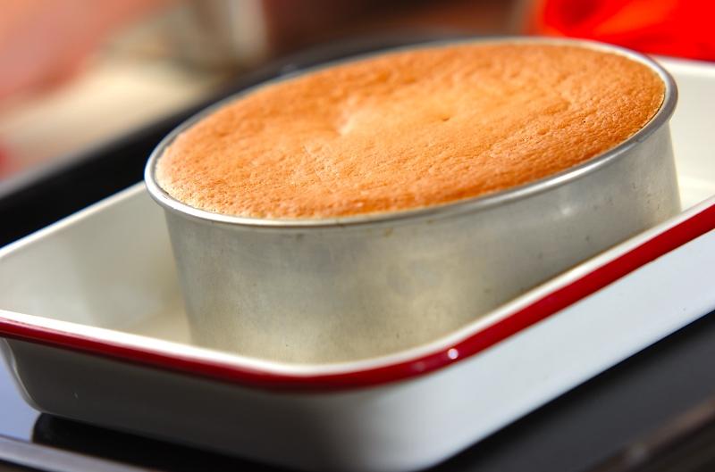 サツマイモのプリンケーキの作り方の手順11