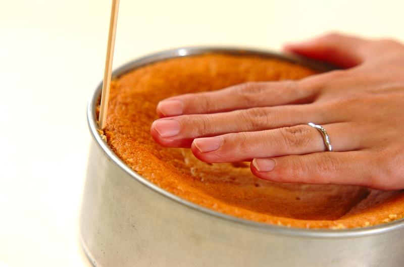 サツマイモのプリンケーキの作り方の手順12