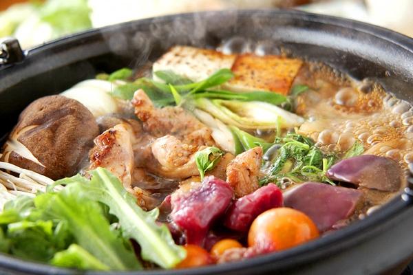 鶏肉のすき焼きの作り方の手順
