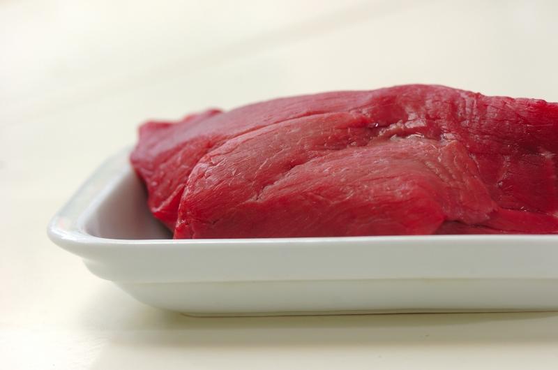 フライパンで作るローストビーフの作り方の手順1