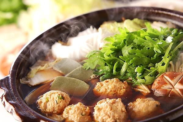 あったか!ショウガ香る鶏つみれ鍋の作り方の手順