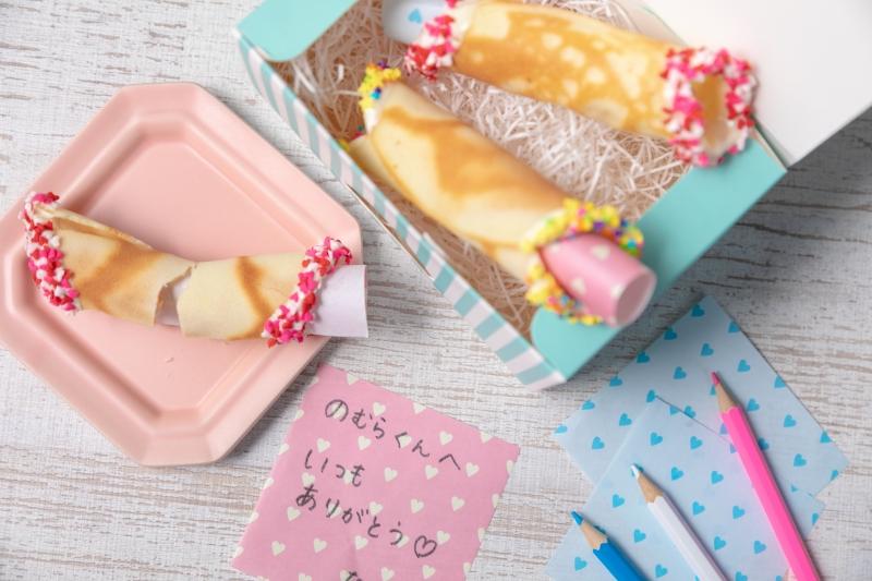 【中級】お手紙ロールクッキー