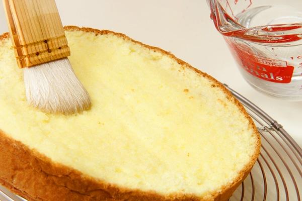 イチゴのフワフワケーキの作り方の手順8
