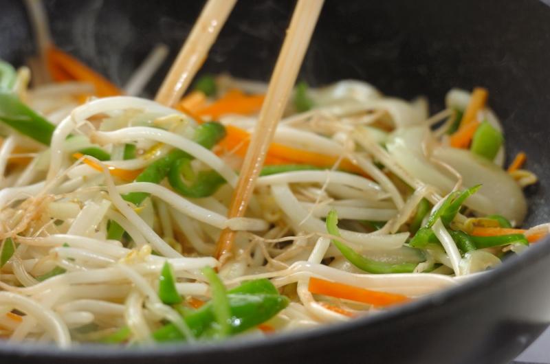 豚肉の甜麺醤炒めの作り方の手順2