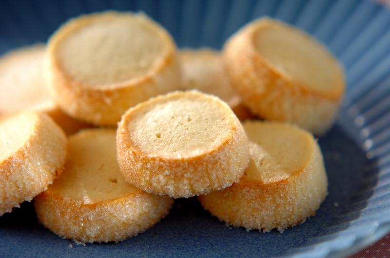 お砂糖キラキラ!練乳ディアマンクッキー