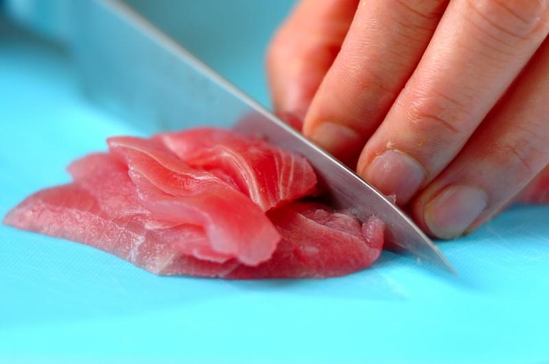 カラフル太巻き寿司の作り方の手順3