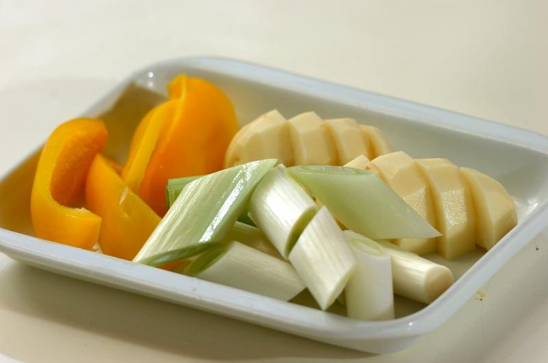豆腐アイオリソースの作り方1
