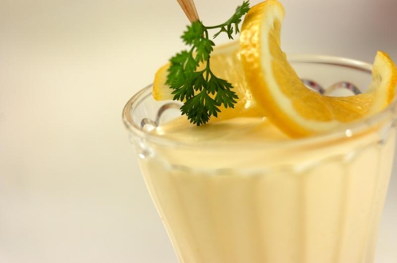 さっぱりふわふわ!レモンムースの作り方の手順7