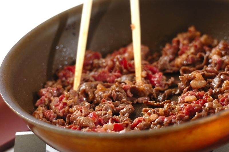 青椒肉絲(チンジャオロース)の作り方の手順3