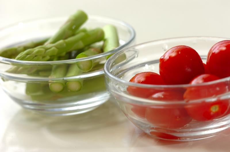 夏野菜のオイル蒸し煮の作り方の手順2