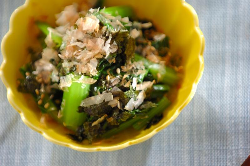 小松菜 の お 浸し