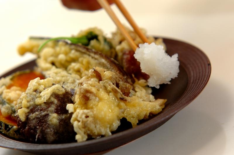 いろいろ野菜の天ぷらの作り方の手順10