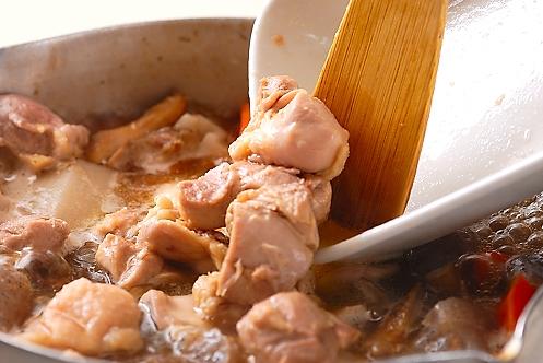 筑前煮の作り方の手順11
