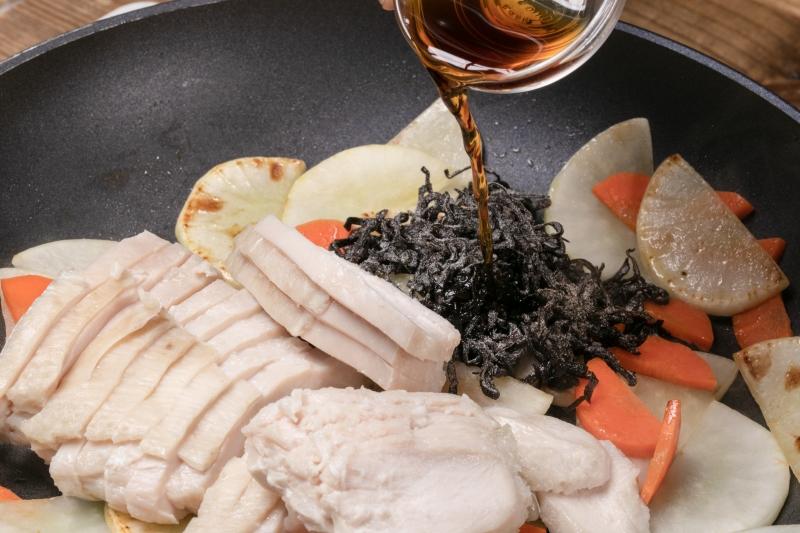 レンジでサラダチキンの作り方の手順13