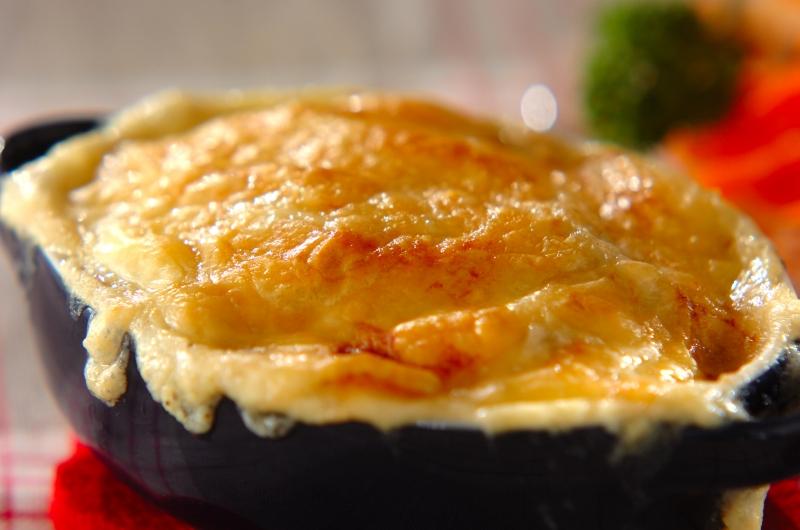 里芋のグラタン