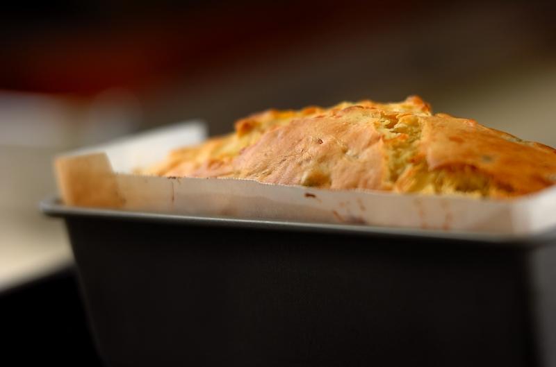 ホットケーキミックスでソーセージのケークサレの作り方の手順6