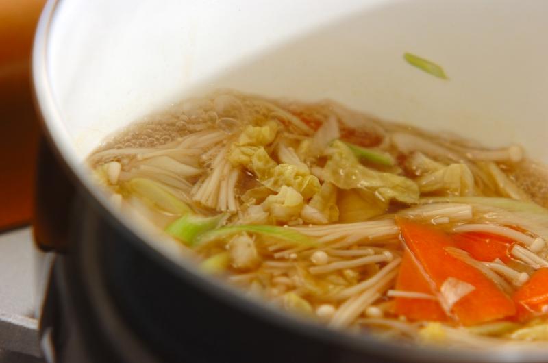 豆腐のたっぷり野菜あんかけの作り方の手順8