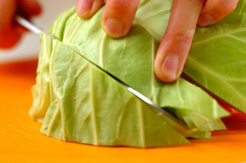 野菜を食べるスープ 基本のポトフの作り方の手順1