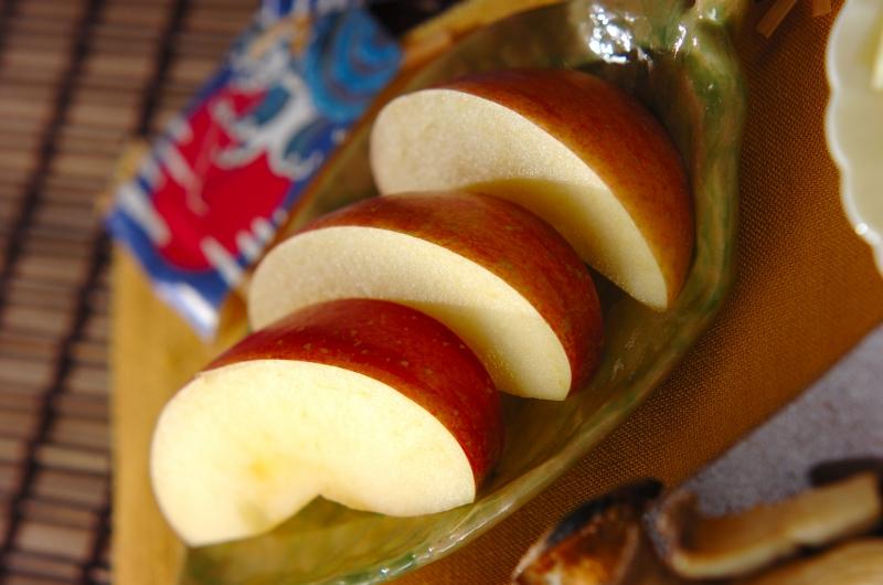 デザート・リンゴ