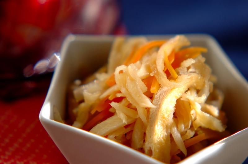 和食の定番!基本の切り干し大根の煮物