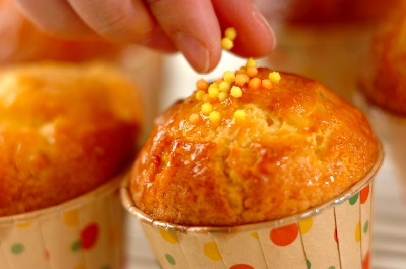 レモンバターケーキの作り方の手順7