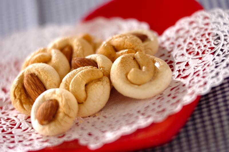 材料3つでできる!マシュマロクッキー