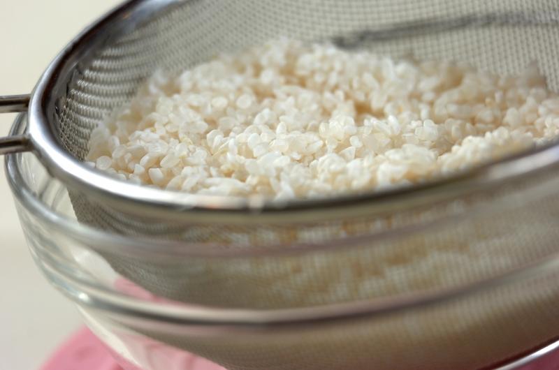 ソラ豆とシラスごはんの作り方の手順1