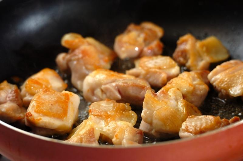 鶏とズッキーニのビール煮の作り方の手順3
