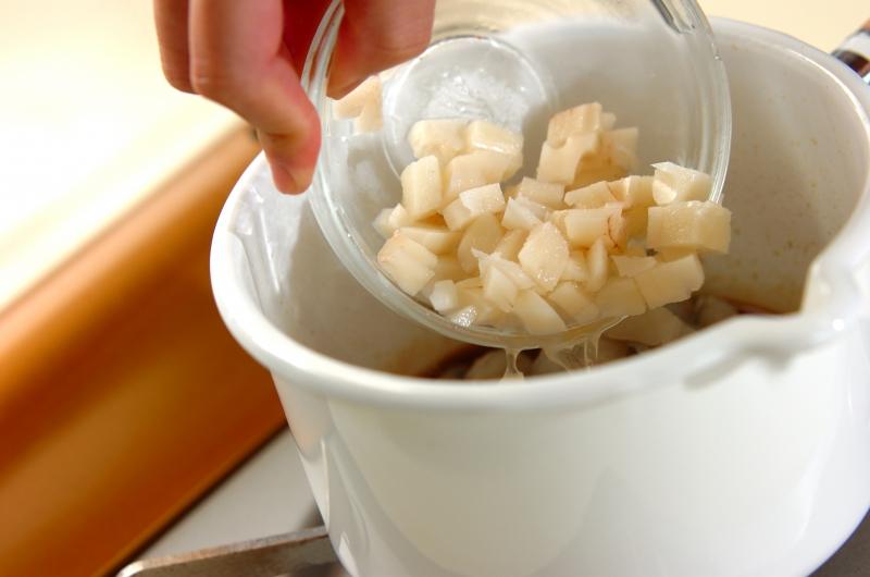 エビとレンコンの混ぜご飯の作り方の手順4