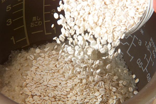 麦とろご飯の作り方の手順1