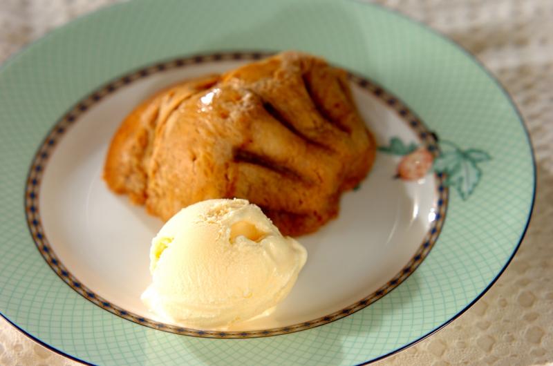 サバラン風デザートの作り方の手順