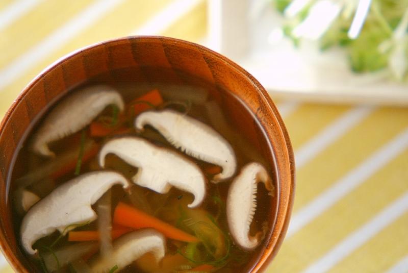 大根スープの作り方の手順