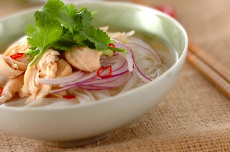 ベトナムの麺 フォー・ガー