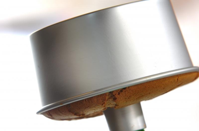 チャイのシフォンケーキの作り方の手順9