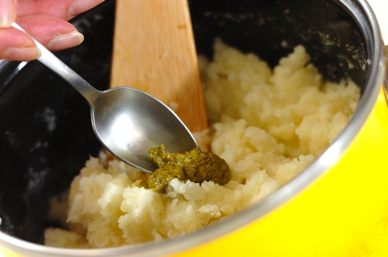 ブロッコリーマッシュポテトの作り方3